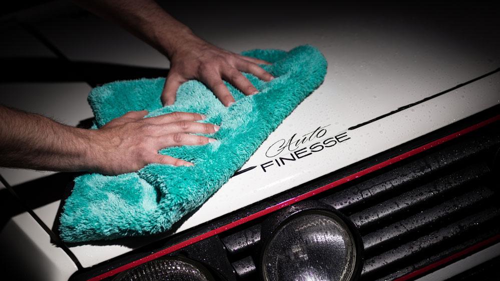 Best Car Detailing Drying Towel