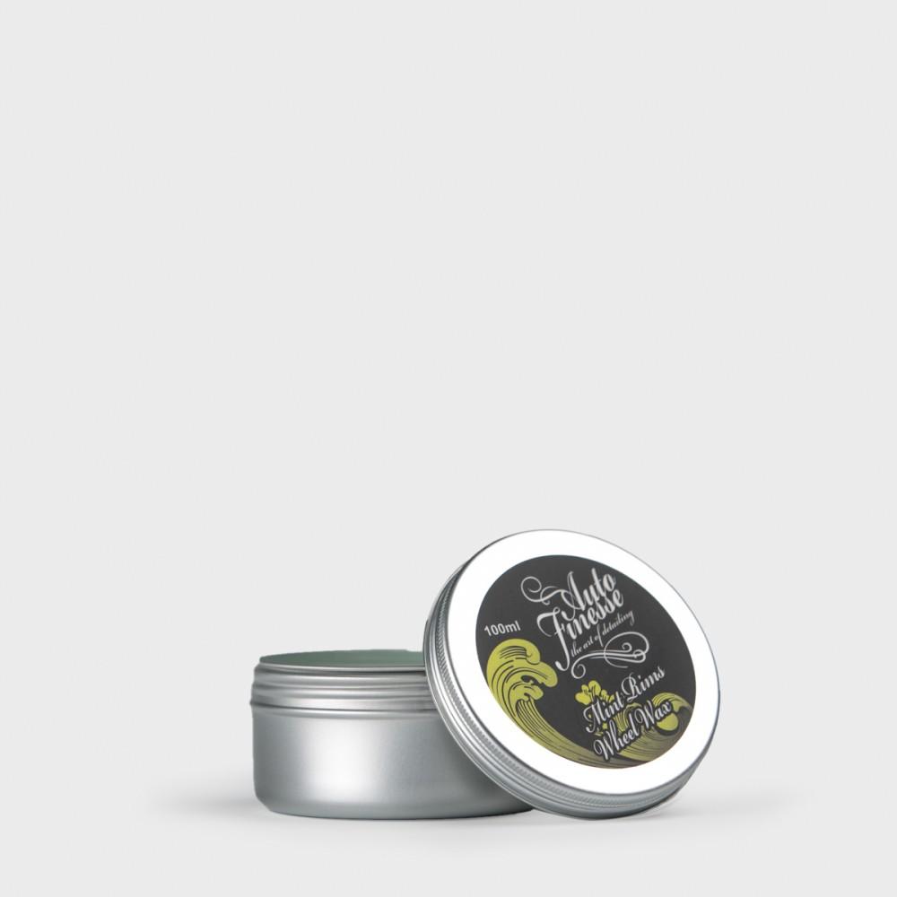 Mint Rims Wheel Wax Sealant Auto Finesse Guard 100 Ml Spray Detailing
